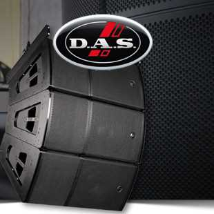 DAS Audio Speakers