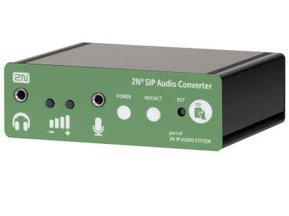 2N - SIP Audio Converter Standalone End-Point