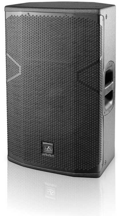 "DAS Vantec Active 15"", 1500W, 2 way, Class D, speaker"