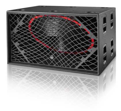 "Sound Force single 30"" Active 7500w Sub woofer"