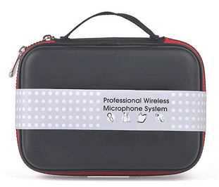 Carry case for Headset mic and transmitter