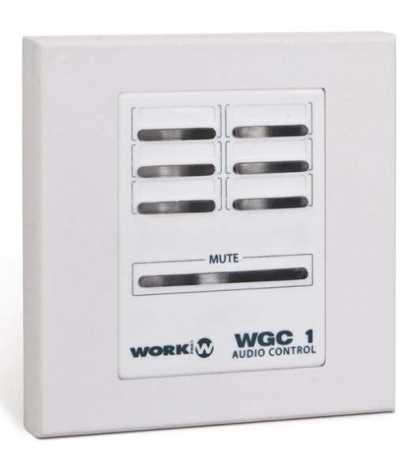 Digiline-MX wall panel WGC1 controller