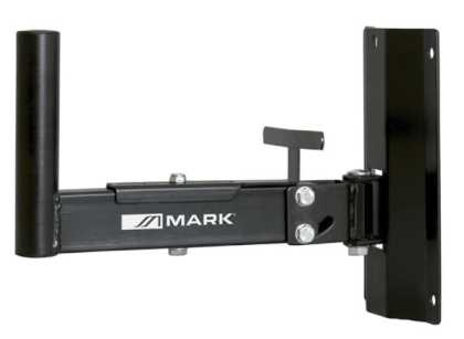 Wall mount speaker bracket. 45kg, Adjustable angle