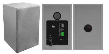 IP Classroom Wallmount Speakers (active, pair)