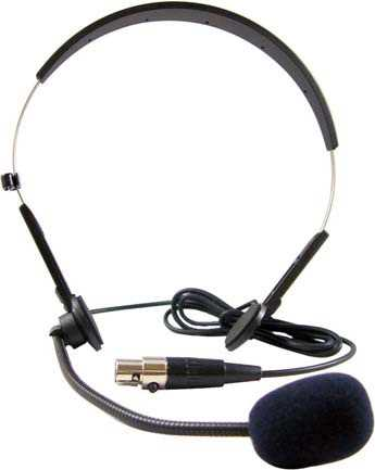 Chiayo MC72 Headset Microphone with 4pin Switchcraft