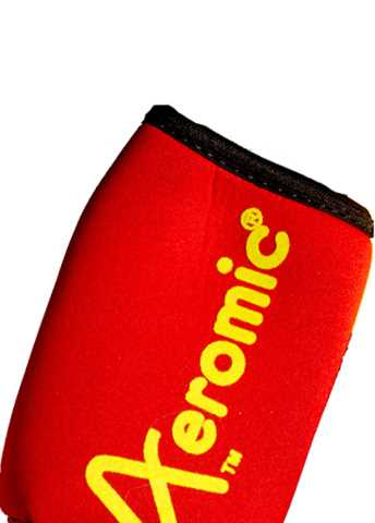Armband Pouch -Aeromic Red Lycra Armband