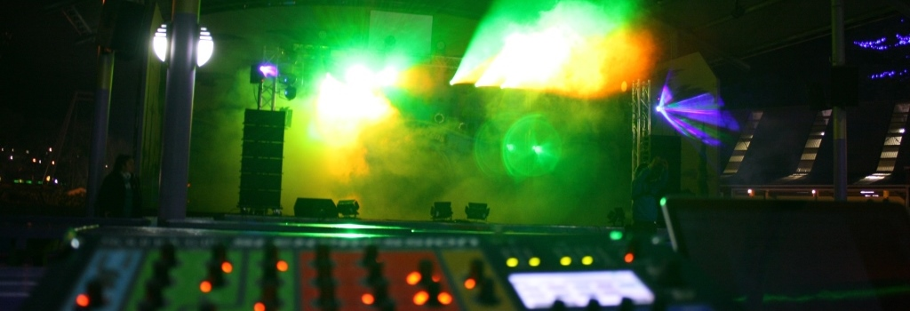 Lighting Hire - Auckland